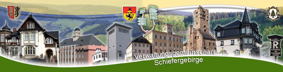 Verwaltungsgemeinschaft Schiefergebirge